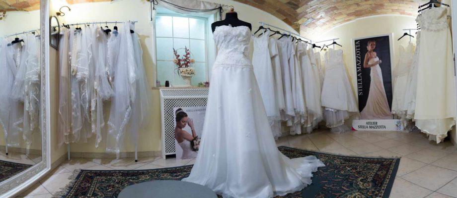 Sala Abiti da Sposa 3