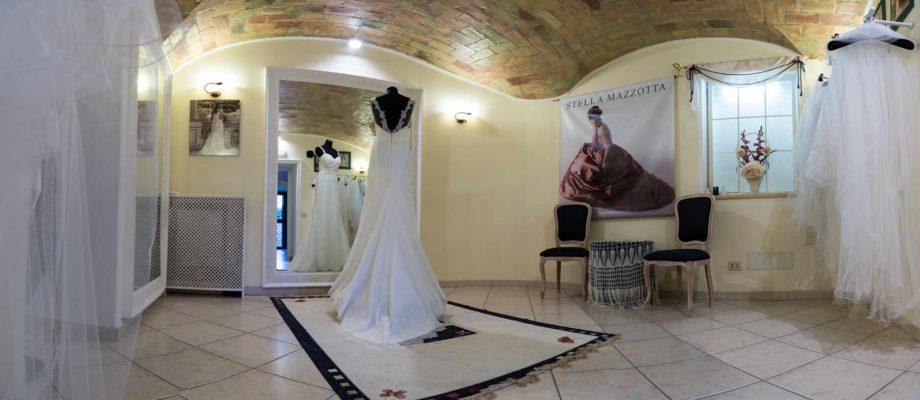 Sala Abiti da Sposa 2